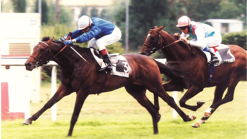 Pushkin Samedi 20 Juillet 2002 –Maisons-Laffitte – Prix Maurice De Nieuil – Group II